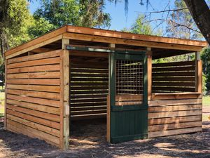 16x16 Horse Stall for Sale in Haines City, FL