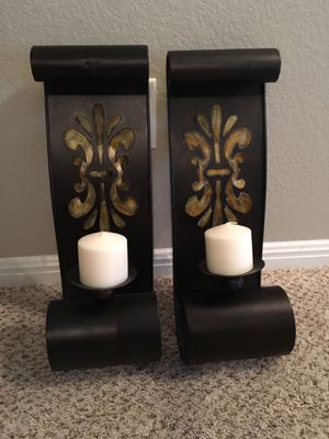 Decorative candle holder for Sale in Cedar Park, TX