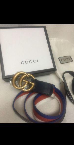 Gucci belt for Sale in Colton, CA