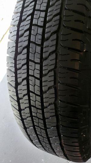 One tire 265 70 18 Goodyear Wrangler Fortitude HT for Sale in Keller, TX