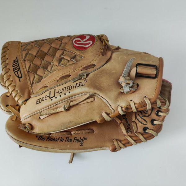Lefty Baseball Glove