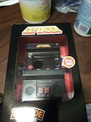 Defender Video game for Sale in Henderson, TX