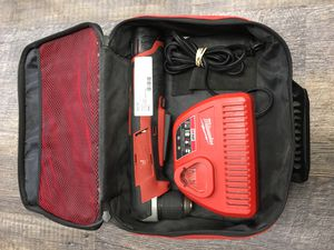 Milwaukee 2415-20 M12 12V Cordless Right Angle Drill Kit for Sale in Lynn, MA