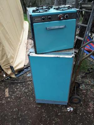 RV Oven and Refrigerator for Sale in Chico, CA