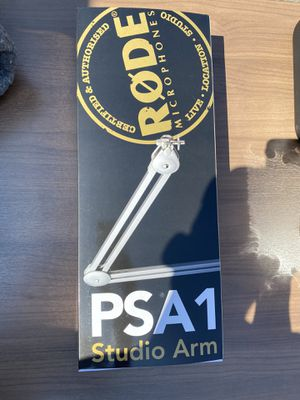 Rode PSA1 Studio Arm for Sale in Ravensdale, WA