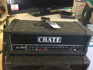 Crate amp for Sale in Tampa, FL