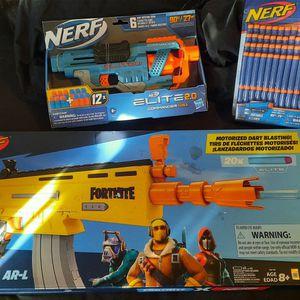 Nerf Bundle for Sale in Johnston, RI