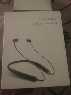 Fozento earbuds for Sale in Pico Rivera, CA
