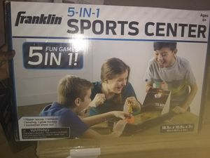 5 in 1 kids game center for Sale in Columbus, OH
