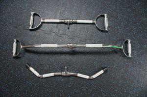 Lat Pulldown/Pulley Attachment Bars for Sale in Buffalo Grove, IL