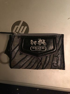 Small coach wallet for Sale in Sacramento, CA