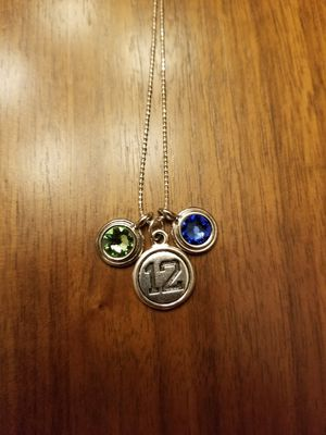 """24"""" Seahawks necklace for Sale in Milton, WA"""
