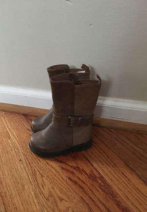 Girls brown boots for Sale in Franklinton, NC