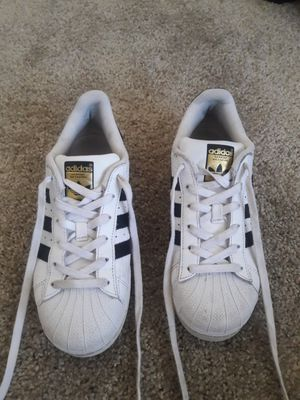 Ladied adidiad superstars size 8 for Sale in Henderson, NV