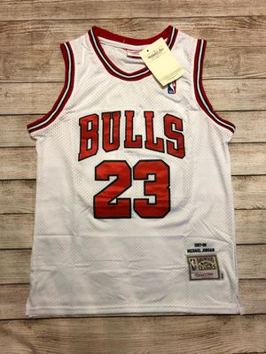 Small med large xl xx bulls Jersey's for Sale in Montclair, CA