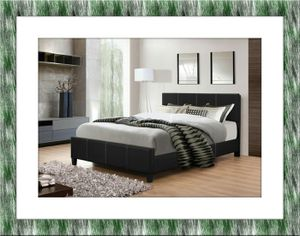 Full platform bed free box spring and delivery for Sale in Rockville, MD