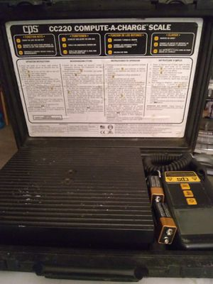 CPS freon weight electronic scale for Sale in Port Orchard, WA
