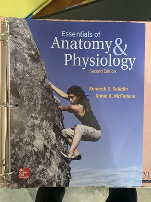 Essentials of Anatomy and Physiology-2 edition college text for Sale in Tacoma, WA