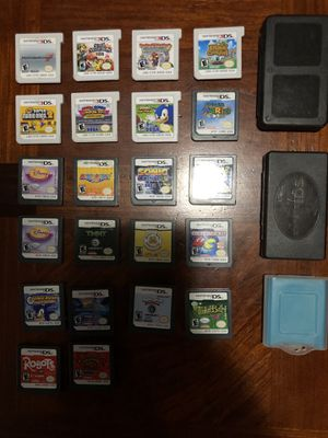 Nintendo 3DS Games and DS Lot of Games for Sale in Hazel Park, MI