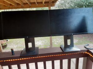 """HP 22"""" HD monitor (s) for Sale in Lake Wales, FL"""