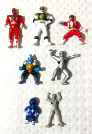 Vintage power rangers for Sale in Hemet, CA