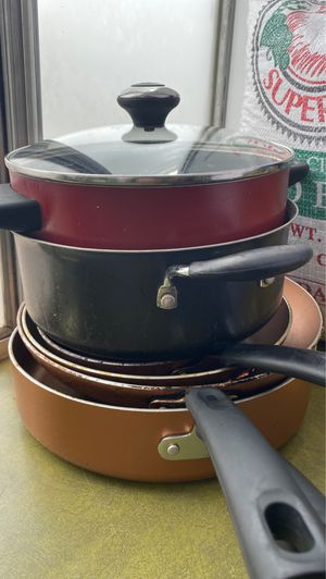 Cooking pans for Sale in Northglenn, CO