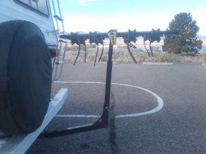 Rhode gear 4 bike hitch carrier/rack for Sale in Aurora, CO