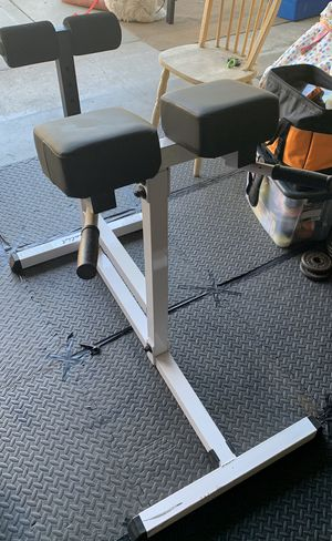 Body Solid Roman Chair for Sale in Los Alamitos, CA