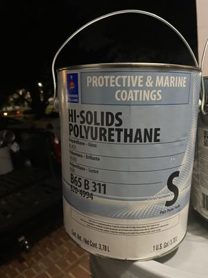 HI SOLIDS POLYERETHANE for Sale in Spartanburg, SC