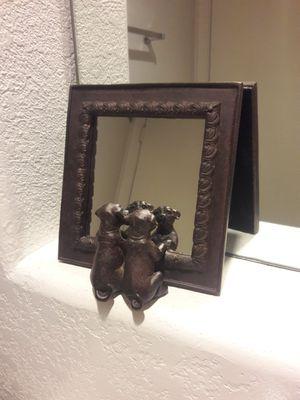 🌿🐕2 Dogs Framed Mirror 🐕🌿 for Sale in Las Vegas, NV