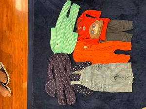 BABY BOY CLOTHES FOR 9 MONTHS for Sale in Fort Belvoir, VA