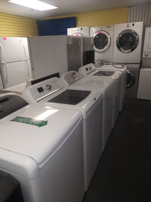 Top load washers in exellent condition for Sale in McDonogh, MD