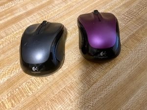 (2) Logitech Wireless Mouse for Sale in Sonoma, CA