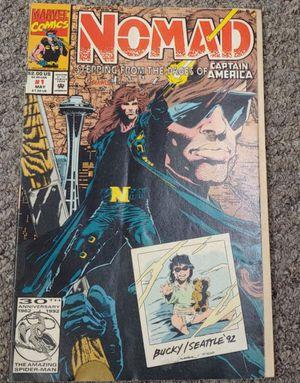 1992 Nomad Comic Vol 2 #1 for Sale in Burlington, NC