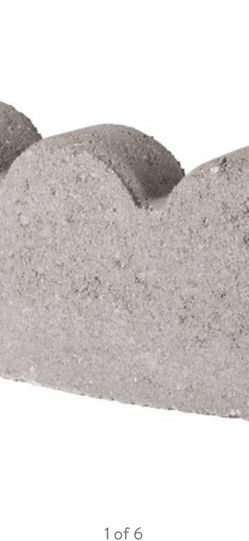 Concrete Curved Paverstone for Sale in Spring,  TX