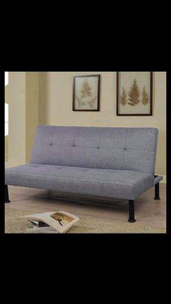 BRAND NEW SOFA BED FUTON COUCH IN ORIGINAL BOX for Sale in Ontario,  CA