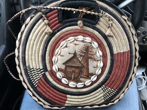 Hand made African purses with real leather. for Sale in Laurel, MD