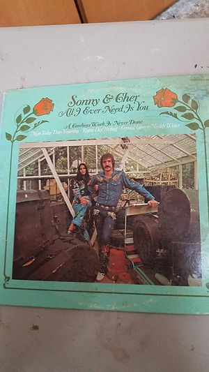 Sonny and Cher LP album for Sale in Tacoma, WA