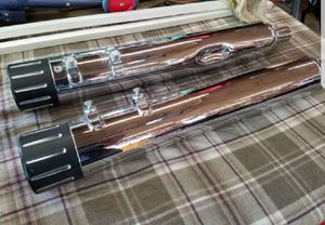 Screaming Eagle 4in Harley slip-ons with Fullsac performance baffles for Sale in Fond du Lac, WI