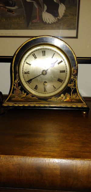 Tiffanys & Co antique mantel clock early 1920s for Sale in Mill Creek, WA
