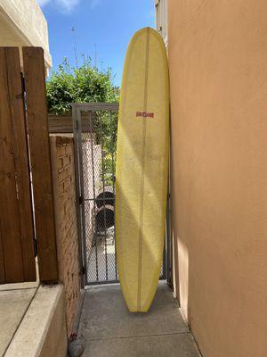 10' Longboard Surfboard- Single Fin for Sale in San Diego, CA