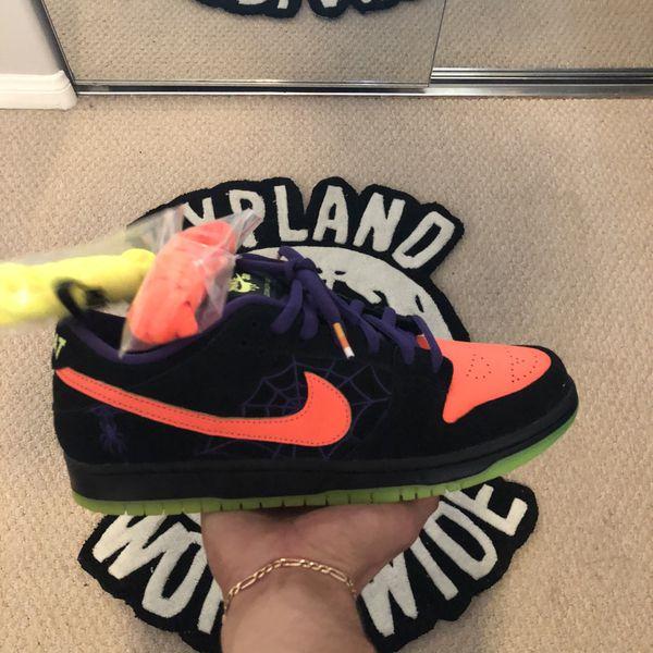 Nike sb trick or treat