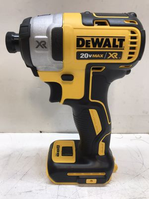20-Volt MAX XR Cordless Brushless 1/4 in. Hex Impact Driver for Sale in Bakersfield, CA