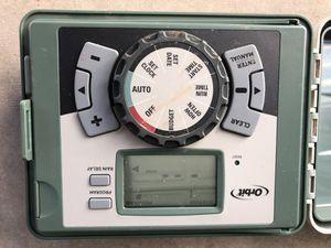 Controller 4 Station Sprinkler Timer Lawn Drip Irrigation for Sale in Scottsdale, AZ