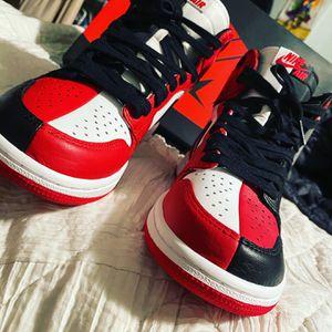 Jordan retro 1 brand new dead stock never worn size 7.5 for Sale in Mount MADONNA, CA