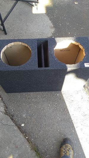 Box for 2 10s for Sale in Carmichael, CA