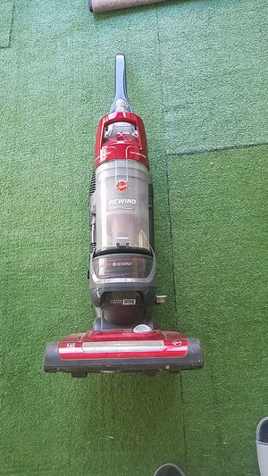 Hoover 12 amps vacuum cleaner for Sale in Tampa, FL
