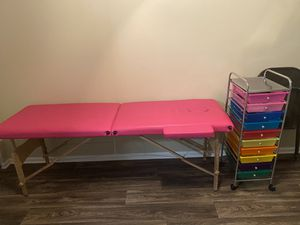 Lash bed for Sale in Columbus, OH
