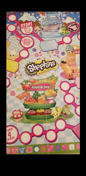 Shopkins Supermarket Scramble Game for Sale in Boynton Beach, FL