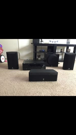 Yamaha surround sounds for Sale in Whittier, CA